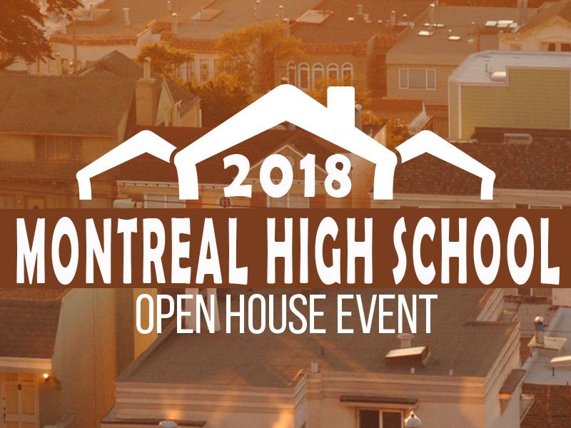 2018年蒙特利尔中学开放日(含蒙城中学排名)