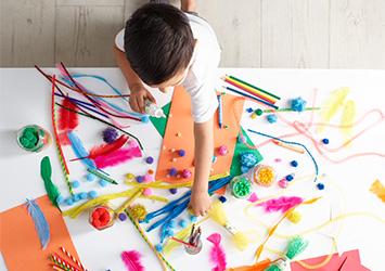 儿童美术教育应该何时开始?